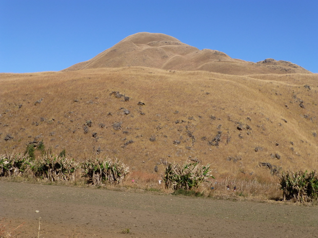 Coulées de lave nord du Andranonatoa