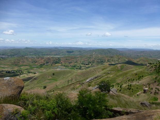 massif Ambatoharanana