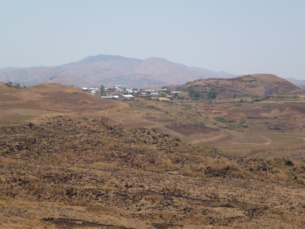 village Mananasy Tsitakondaza