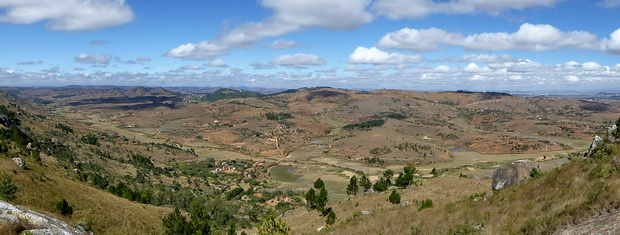 colline Ambohimanga, doany Andriatsivongo, village Amboatany