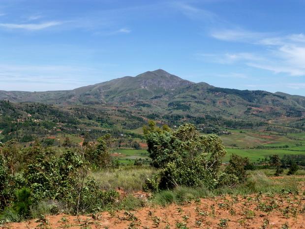 Ambohimiangara à l'Est