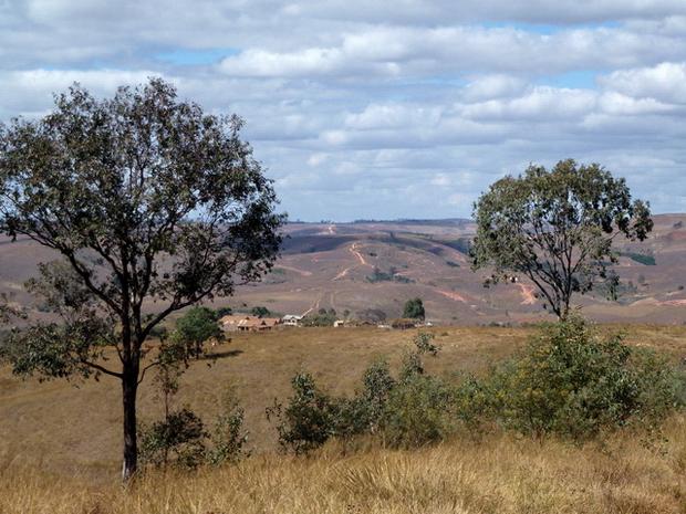 village Ampolomanarivo