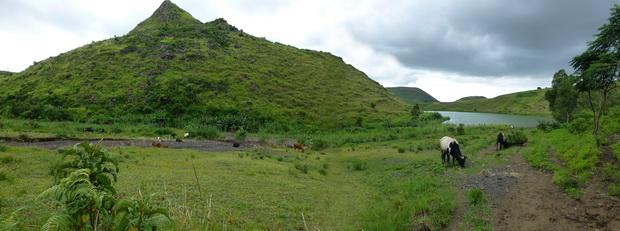 Ngilomby lac Lavarano