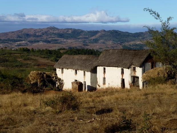 Petites maisons du village Dango