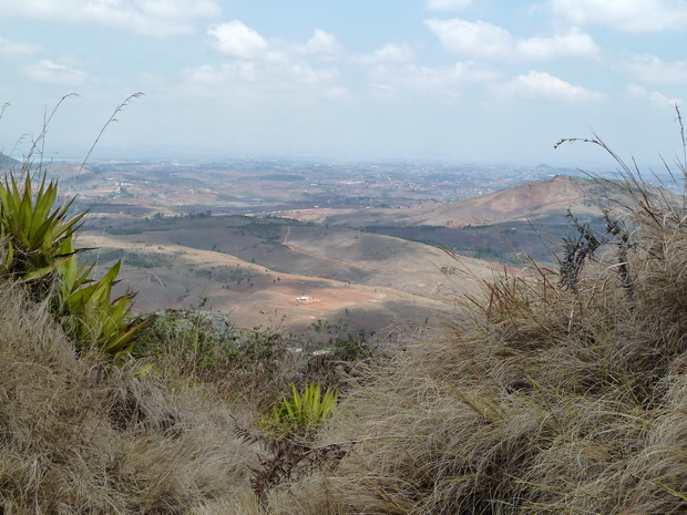 sommets fortifiés Massif Ambohitrandriana