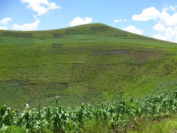 cratère du volcan Gassige ou Gasige ou Kasigie ou Ankisabe