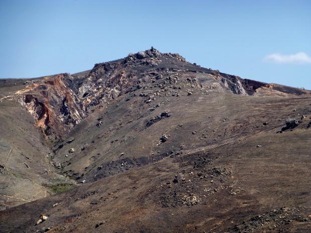 deux ravines protégeant le Rova Ambohitsiroa