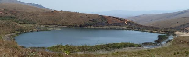 lac MAMIOMBY littéralement le zébu sucré