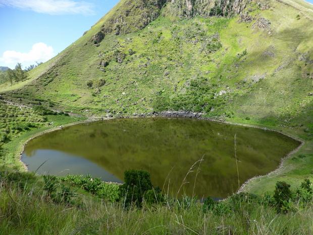 lac de cratère Antohomadinika