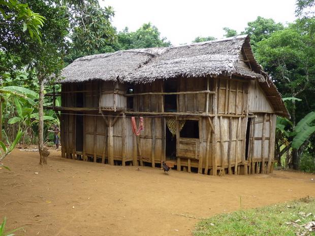 maison côtière à étages de le région Manakara