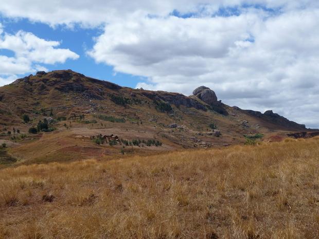 massif Ambatomanjakabe