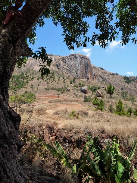 massif Ambatonandriana
