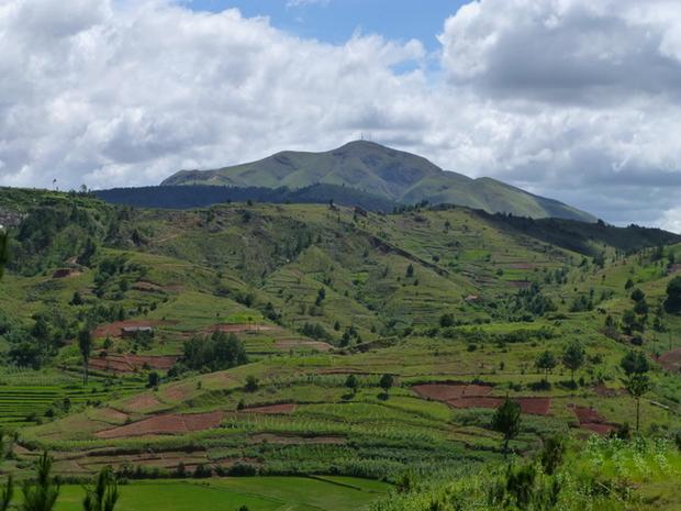 massif Ambohimiangara