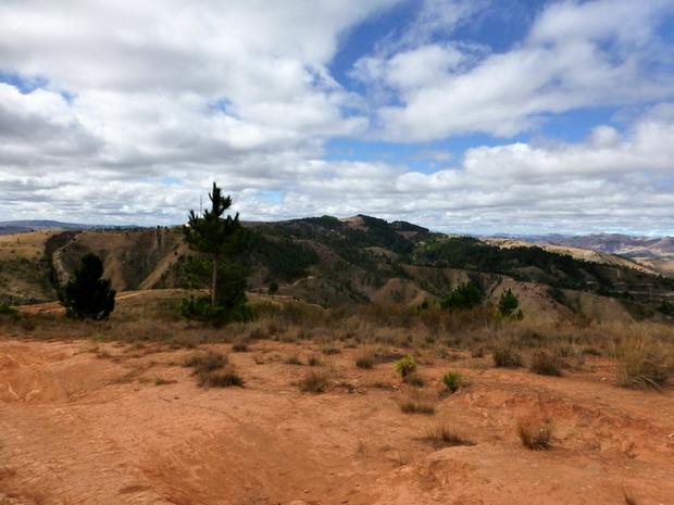 massif Ambohitompo