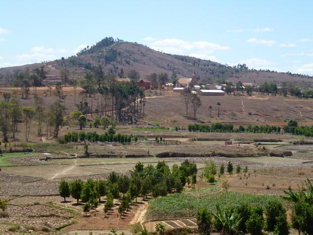 massif Nosiravo