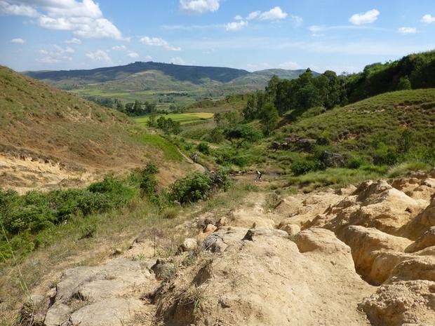 plaine des villages de Marotsingala et Anosivola