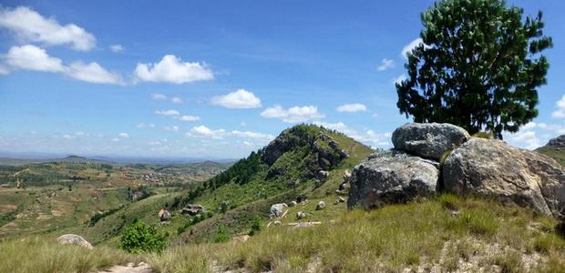 massif Ambatomborona