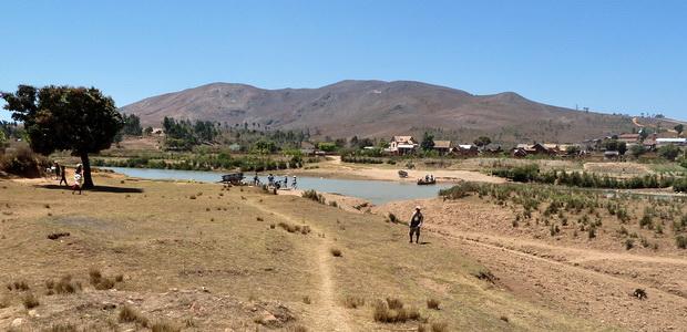 traversée de ikopa à Andrefanambohitra
