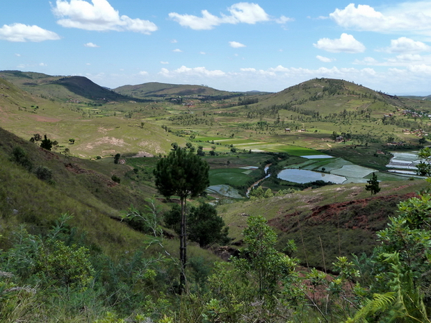 vallée de l' Ampivalanana