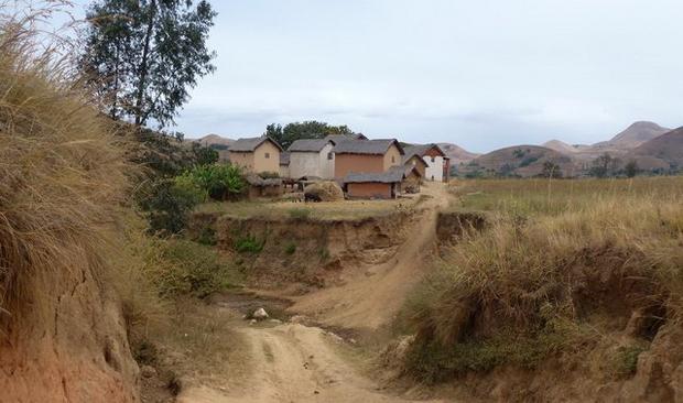 village Vazimba