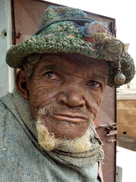 un vieux pêcheur