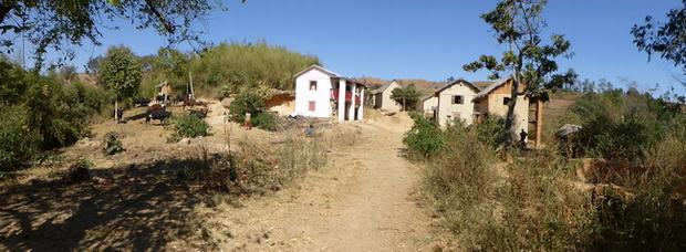 village Antanibiazina