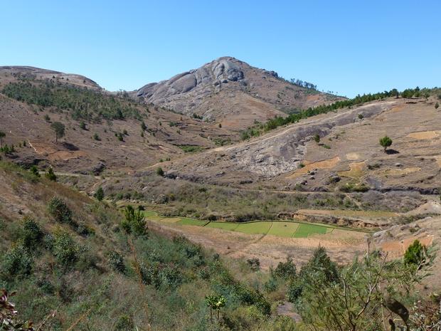 massif Ambohitsileo