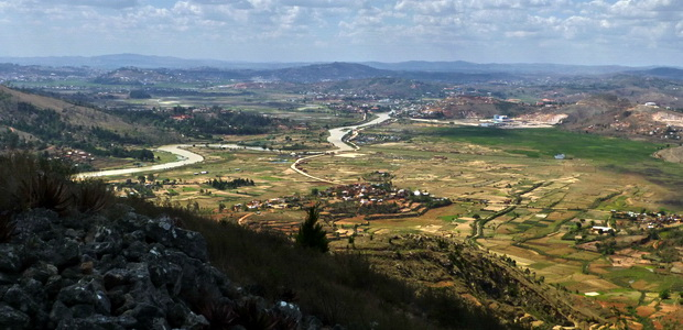 Antaramanana Ampanobe du sommet Tsiakarina