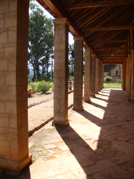 cloître Ambatoharanana