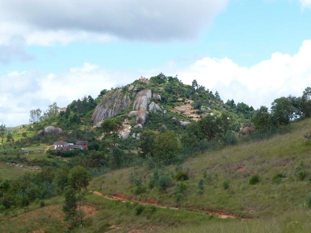 colline Ambatomanoina