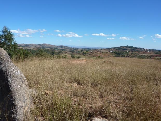 colline Ambohidrabiby