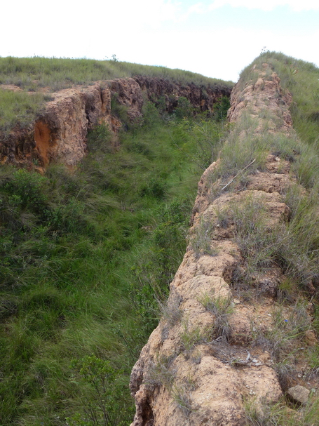fossés site Ambatonandriana