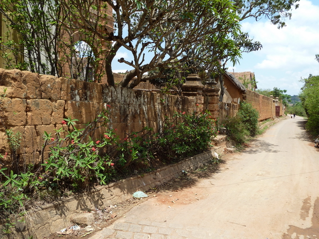 maison bourgeoise Manandriana