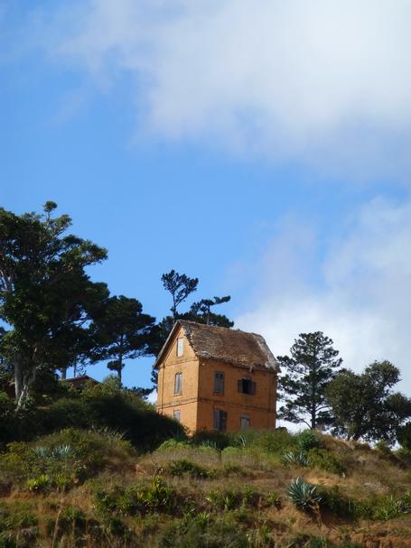 maison des hauts plateaux