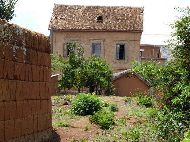 maisons Manandriana
