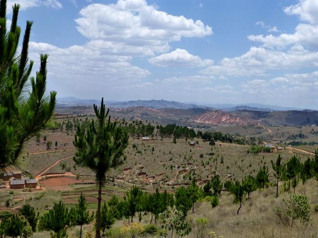 montée Ambohidralambo Antananarivo