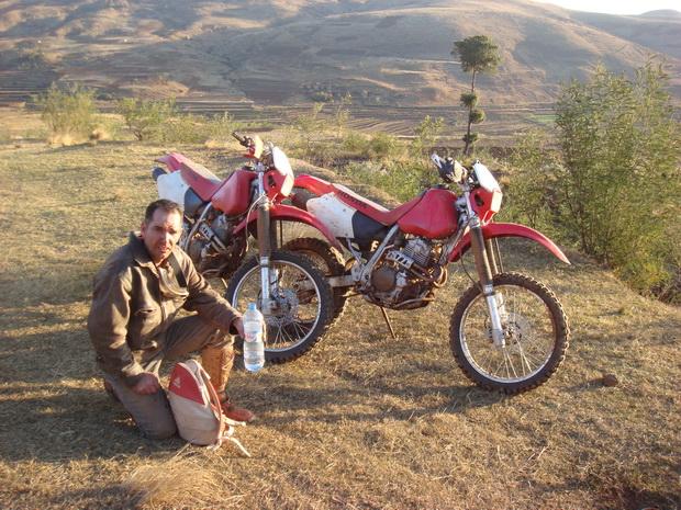 moto 400 XR