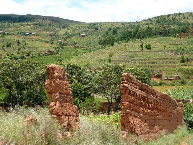 murs de terre tamboho