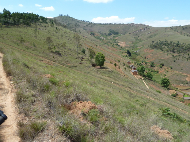 colline Antanetibe Fandana