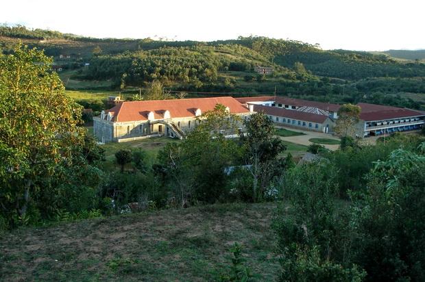 lac Mantasoa cité industrielle Jean Laborde