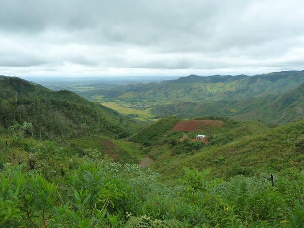 vallée Mangoro