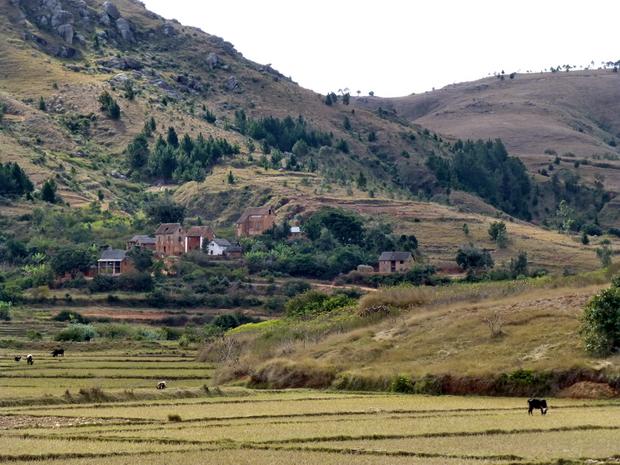 village Ambohidrakitra