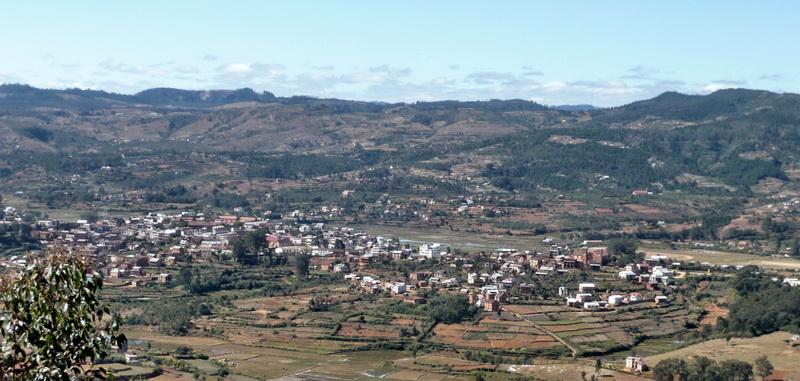 Circuits Antsirabe ville Ambositra