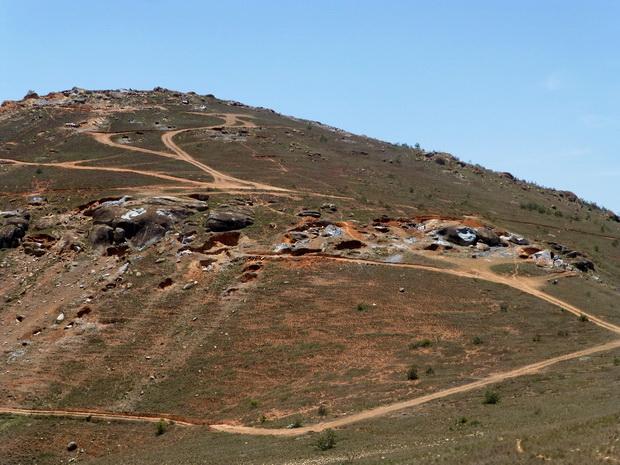 piste Tsaralamaka