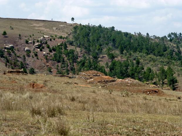 tombeau pierres séches