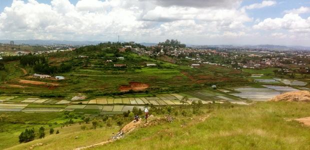 colline Ambohidratrimo