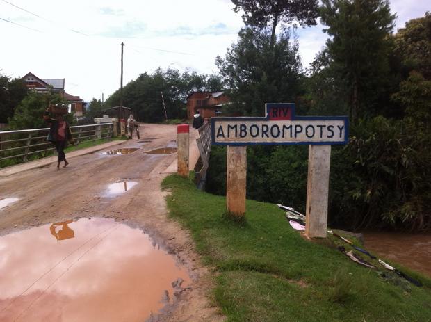 Rivière Amborompotsy