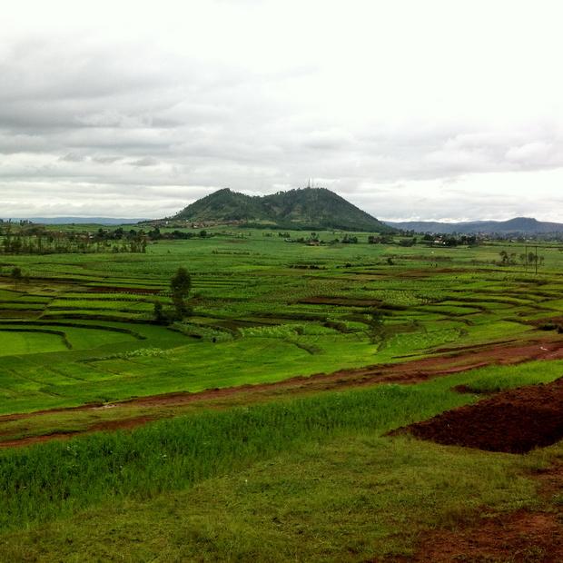 colline Andefanavohitra