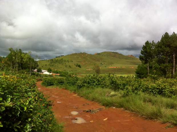 massif Ambonga