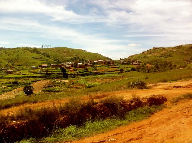 village Ambatomanoina
